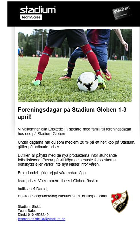 teamsales stadium linköping